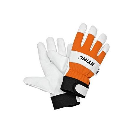 Rękawice SPECIAL - Z miękkiej skóry koziej ROZ L