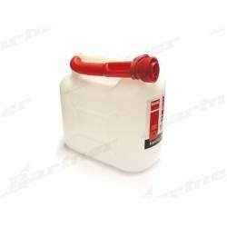 Kanister NEVADA 5L - biały