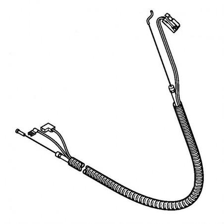 Linka przepustnicy gazu do Stihl FS  - 4180 180 1151