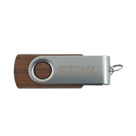 Drewniany pendrive 16 GB - WOODEN_USB_STICK