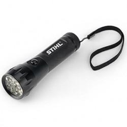 LED latarka czarna