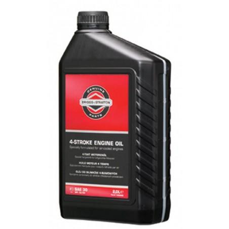 Olej silnikowy B&S 2.0L (SAE30), 100008E