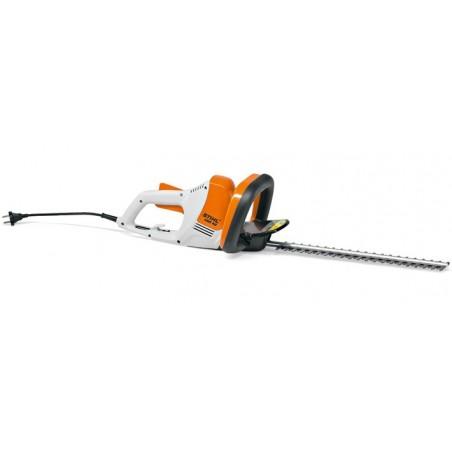 HSE 42, 45 cm Bardzo lekkie, elektryczne nożyce do żywopłotów 420 W