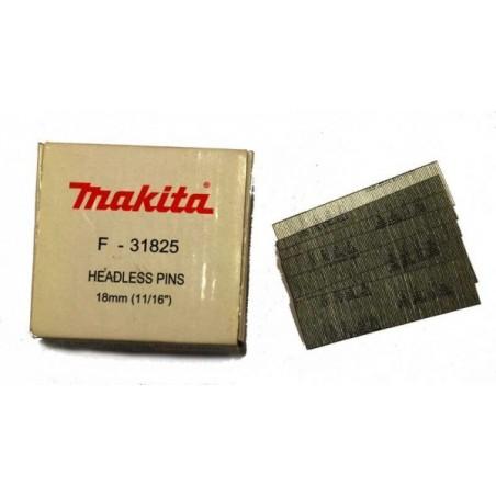 MAKITA F-31825 Sztyfty 18mm 10000szt