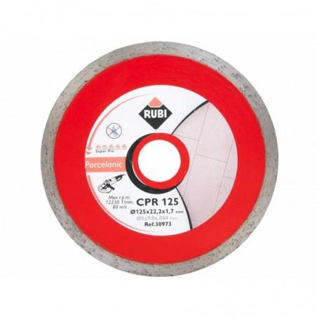 CPR 125 SUPERPRO   Tarcza diamentowa do gresu porcelanowego