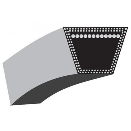 Pasek klinowy Alko Silver 46BR Comfort, Silver 470BR, Combi 470BR - napęd jazdy (10 x 762 Ld) (460376)