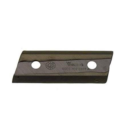 Nóż rozdrabniacz ostrze - oryginalny Stihl nr 6903 702 0101 Nóż dwustronny - GB 370 S