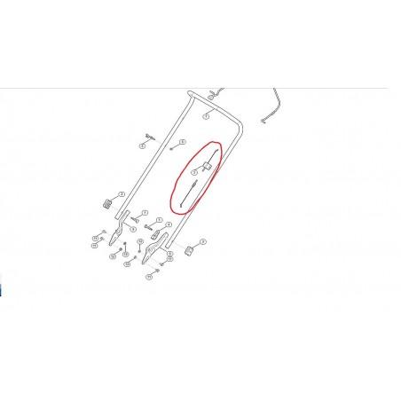 Linka Hamulca VIKING MB 248 Cięgno Hamulec silnika