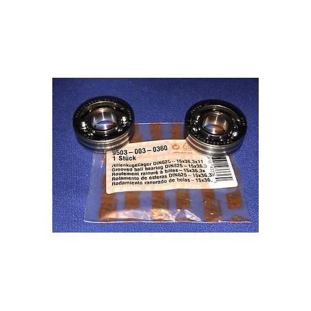 Łożysko 6202 do Stihl TS410 TS420 - 9503 003 0351 (obecnie 9503 003 0360)