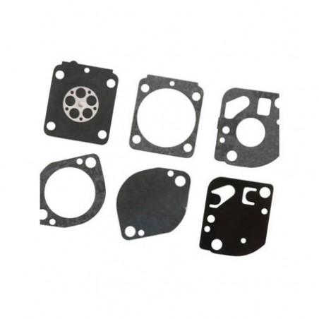 Zestaw do naprawy gaźnika dla Stihl FS90, FS90R, , FS87, FS87R, FC100, FC110, SP90, SP90T HT100, HT101, FS100, FS100R
