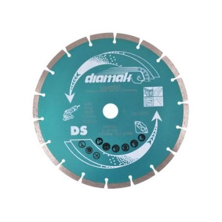 MAKITA D-61145 DIAMAK Segmentowa tarcza diamentowa 230mm