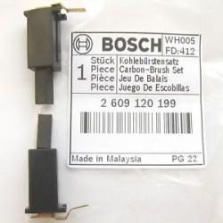 Szczotki węglowe Bosch GSS 140