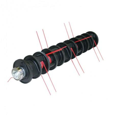 Wałek ze sprężynami do aeratora spalinowego komplet (zastąpiono nr 474378) nr 470330
