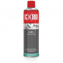 CX80 LABEL REMOVER Preparat...