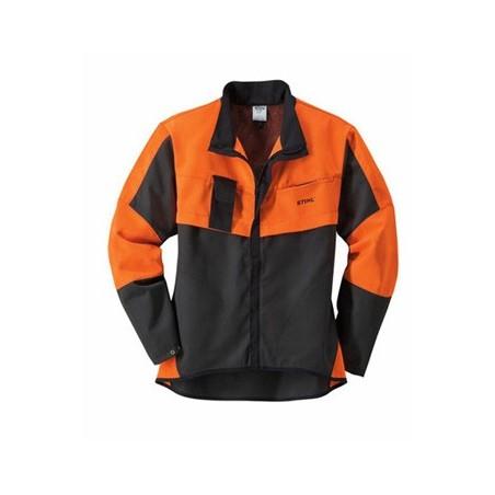 Kurtka ochronna STIHL, kolor antracyt/pomarańczowy